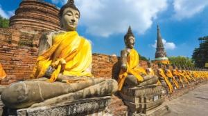 thailand_ayutthaya_yellow-robed-buddhas_edit_0