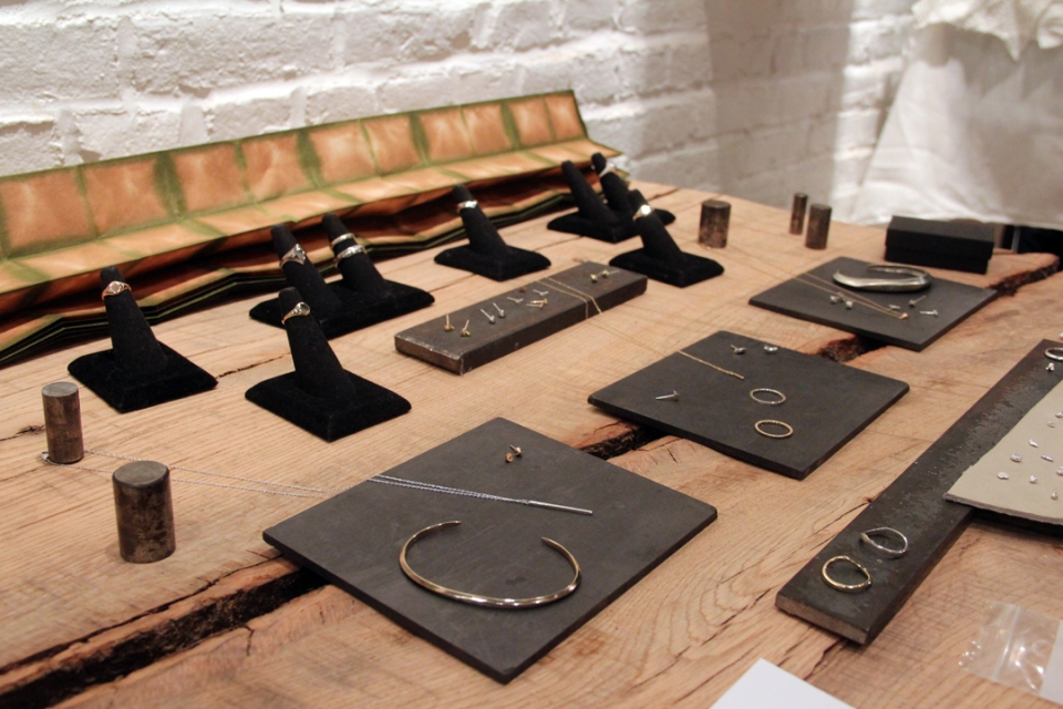 Carolyn A'Hearn Fine Handmade Jewelry