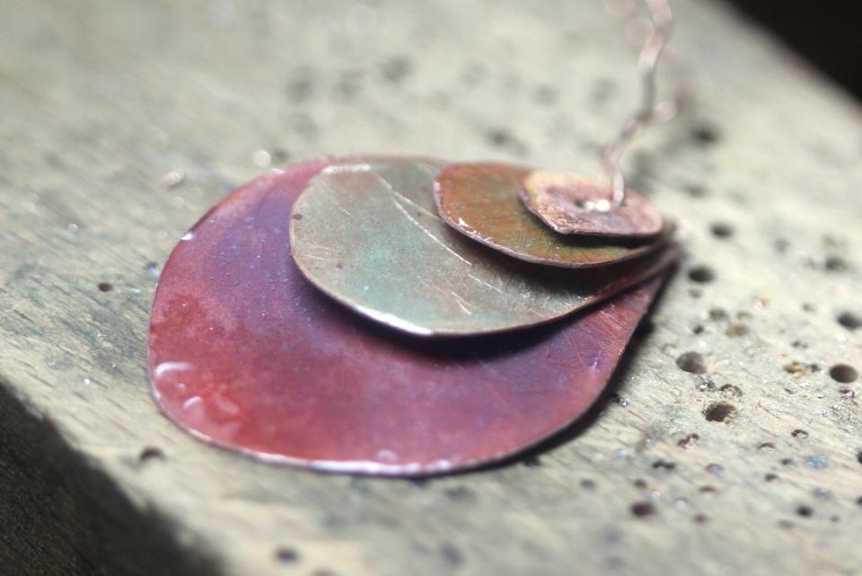 Ying pendant