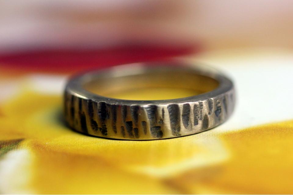 Katya Basil Ring