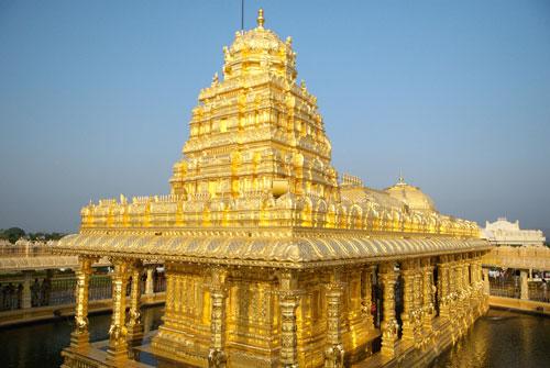 Sripuram Temple in India