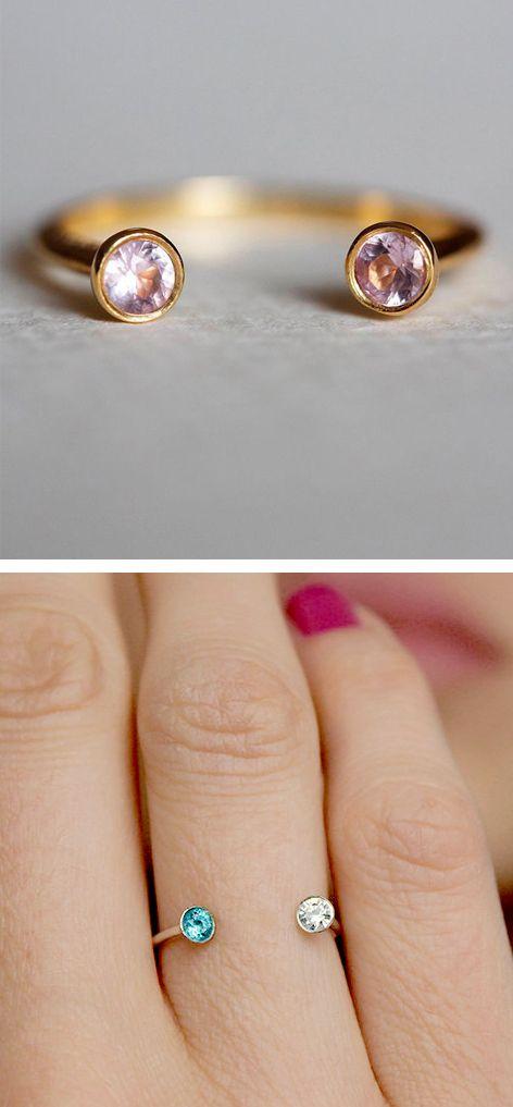 Capucinne Rings