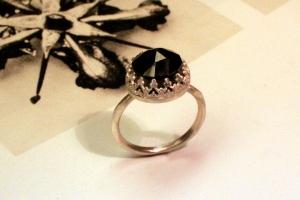 black onyx rose