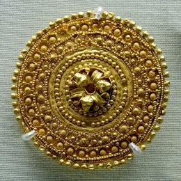 Etruscan Granulation Pendant