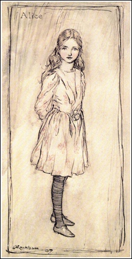 A work by Arthur Rackham