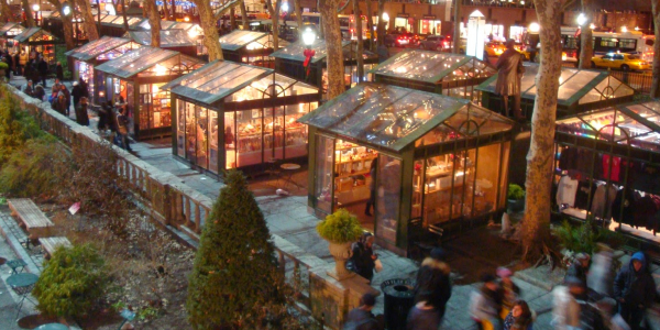 2015 Holiday Markets And Fairs In New York City Liloveve